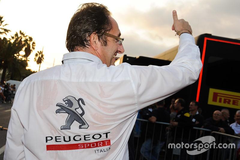 Carlo Leoni, Responsabile Comunicazione Peugeot Sport