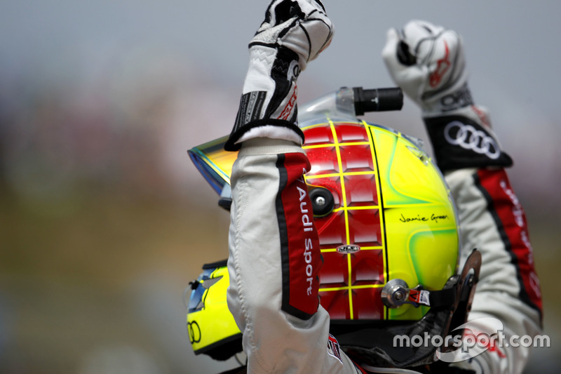 Zandvoort (Carrera 2): Jamie Green, Audi Sport Team Rosberg, Audi RS 5 DTM