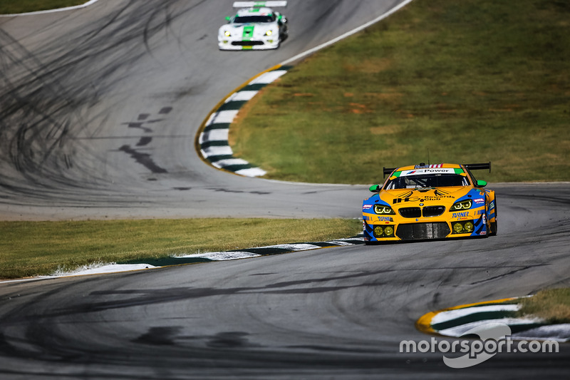 #96 Turner Motorsport, BMW M6 GT3: Bret Curtis, Jens Klingmann, Ashley Freiberg