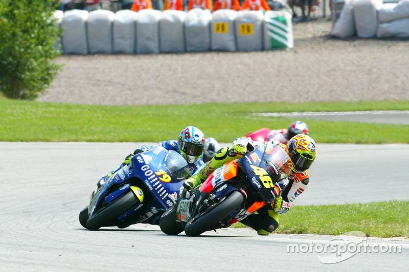 2002: Valentino Rossi