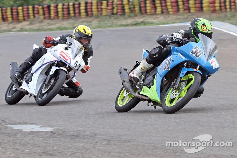 Antony Peter, RMC Racing