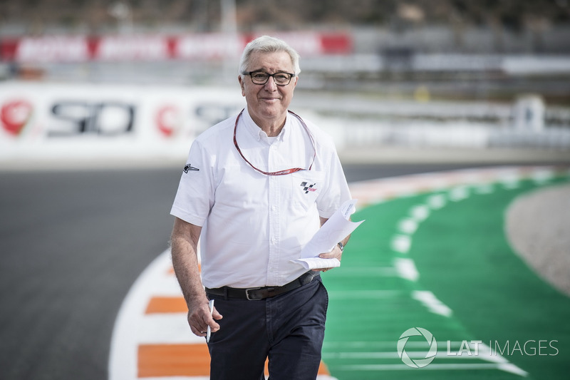 Nick Harris, the voice of MotoGP
