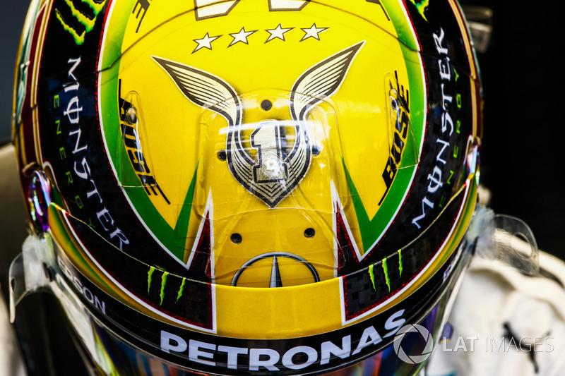 Tetracampeão, Lewis Hamilton chegou a Interlagos favorito para a pole