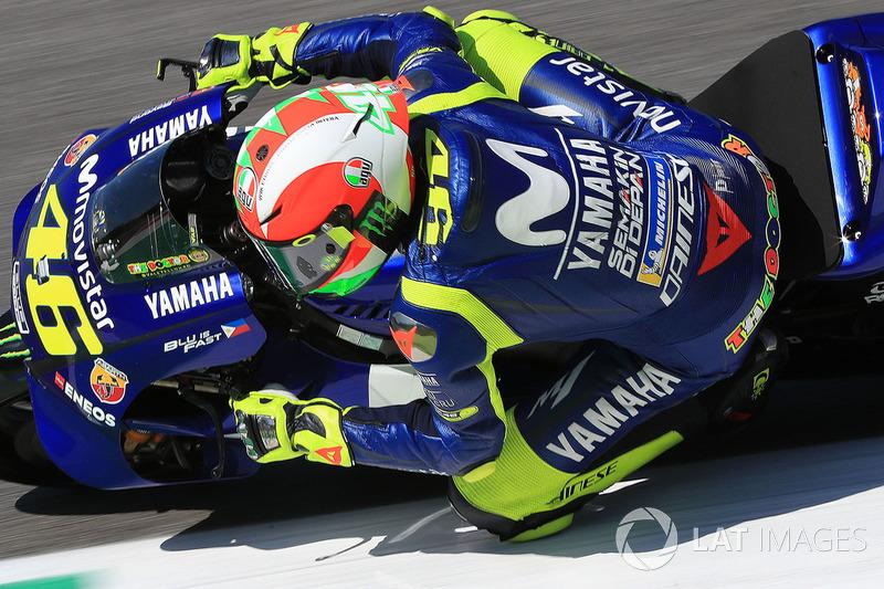 Валентино Росси. Гран При Италии