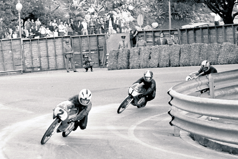 Angel Nieto Derbi 1969