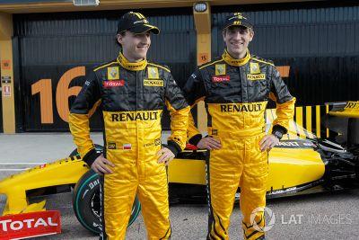 Präsentation: Renault R30