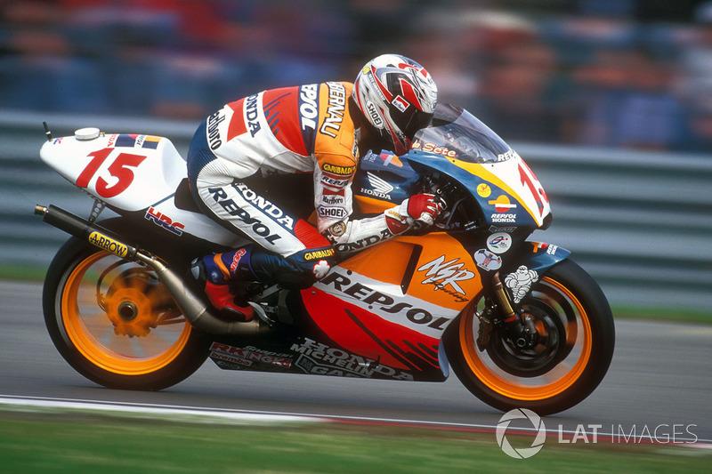 1998. Sete Gibernau - Gran Premio del Giappone - 10º