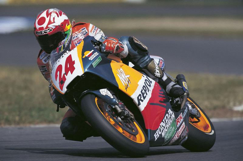 1997. Takuma Aoki - Gran Premio della Malesia - 5º