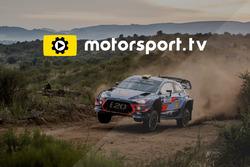 Le WRC sur Motorsport.tv