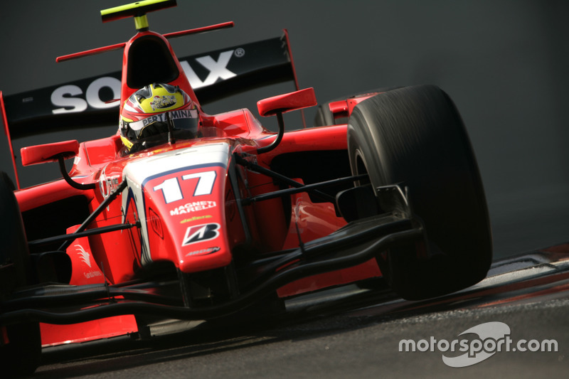 2010: Dallara GP2/08 Mecachrome, GP2