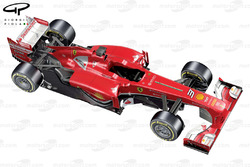 Ferrari F138, launch car