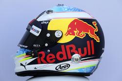 Daniel Ricciardo, Red Bull Racing helmet