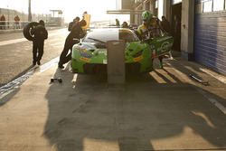 #82 GRT Grasser Racing Team Lamborghini Huracán GT3: Rolf Ineichen, Christian Engelhart