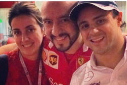 Felipe Massa Francesco Cigarini