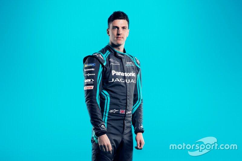 James Calado, piloto de Jaguar Racing