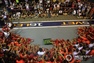 Singapur GP