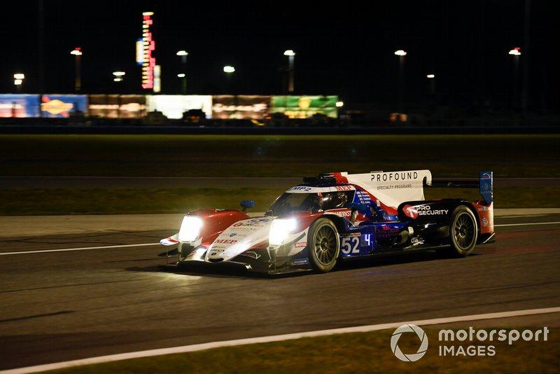 #52 PR1/Mathiasen Motorsports ORECA-Gibson: Matt McMurry, Gabriel Aubry, Mark Kvamme, Enzo Guibbert