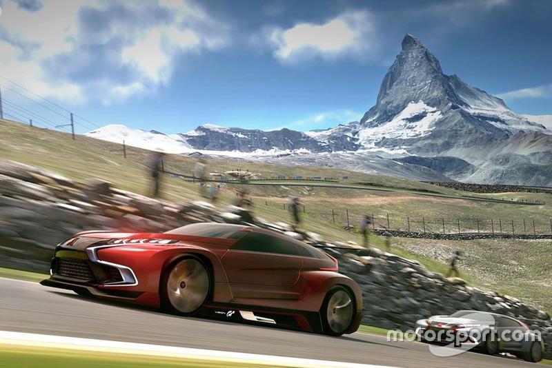 Mitsubishi Concept XR-PHEV EVOLUTION Vision Gran Turismo (mei 2014)