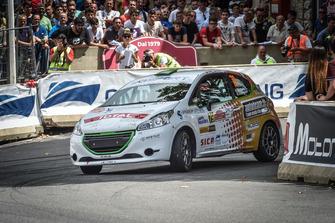 Stefano Strabello, Peugeot 208 R2