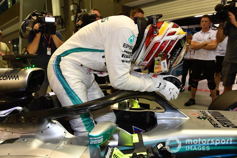 Peraih pole, Lewis Hamilton, Mercedes AMG F1