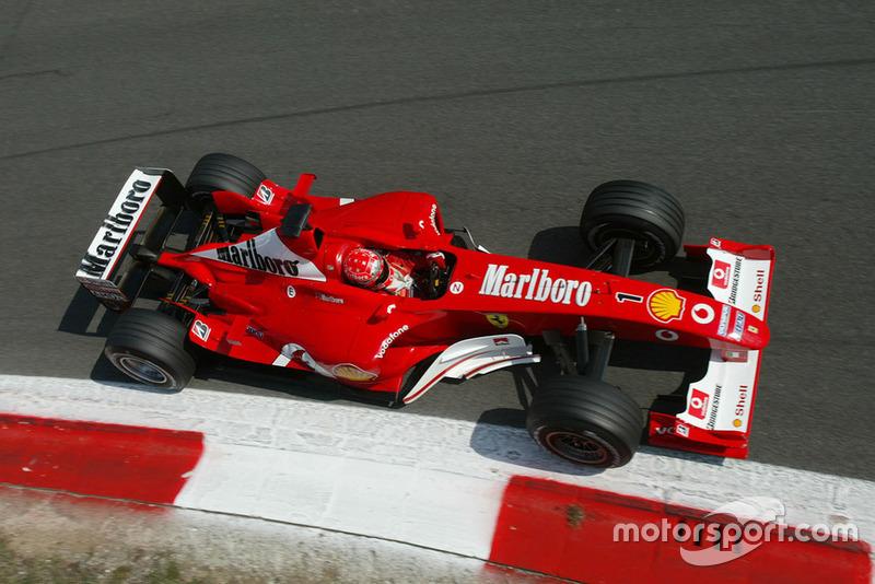 GP Italia 2003