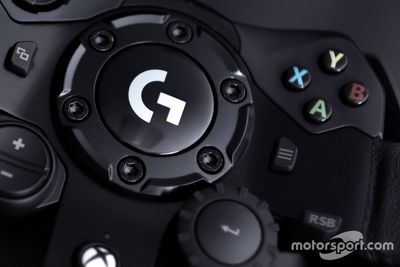 Logitech G923 Wheel unveil