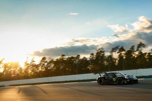 Test Porsche GT Team