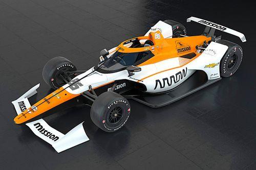 Livrée de Juan Pablo Montoya pour Indy 500