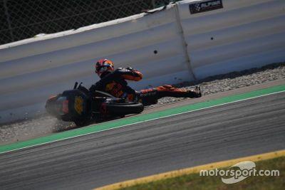 MotoGP-Test in Barcelona