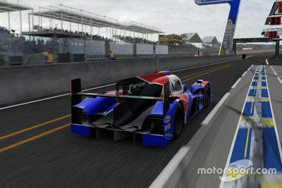 SMP Racing/Le Mans Esport series