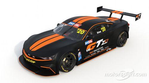 Pace V8GT ZC1 lansmanı