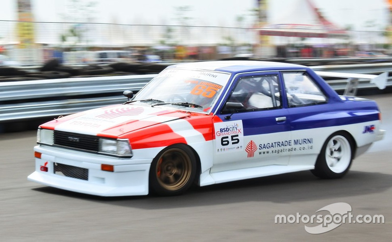 M Ismail, privateer, STC Divisi 2
