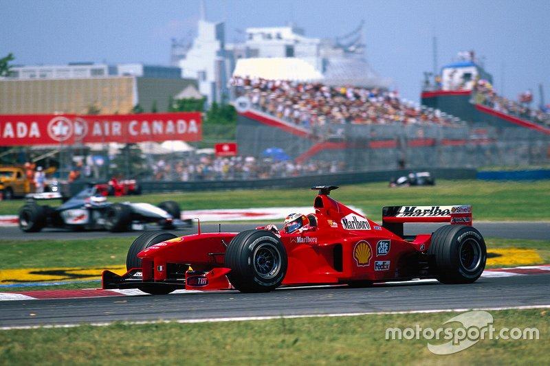 #21 GP du Canada 1999 (Ferrari F399)