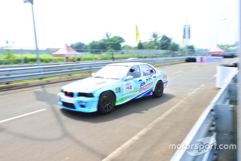 Aldio Oekon, Pertamax Motorsport, ETCC 2000
