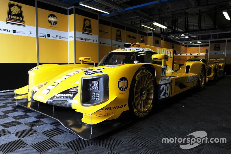 #29 Racing Team Nederland, Dallara P217 - Gibson