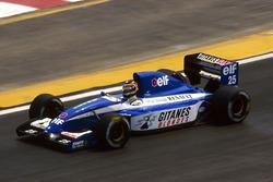Thierry Boutsen, Ligier JS37