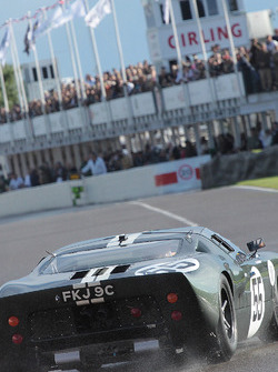1965 Ford GT40, Chris Ward