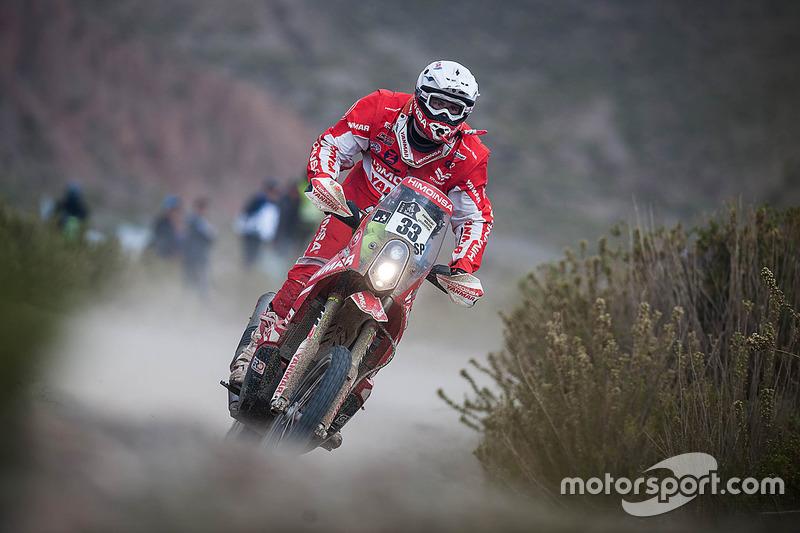 #33 KTM: Antonio Garcia