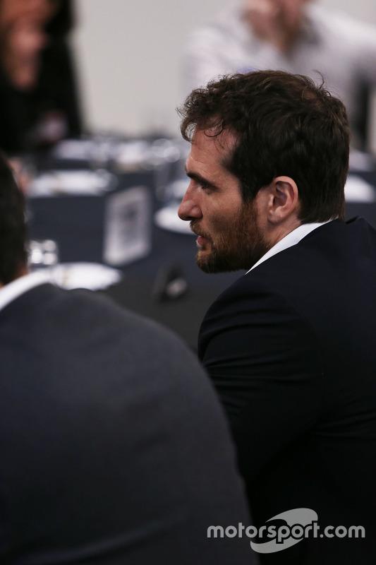 Tommaso Volpe, Infiniti, Motorsportdirektor