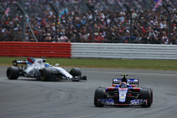 Carlos Sainz Jr., Scuderia Toro Rosso STR12, Felipe Massa, Williams FW40