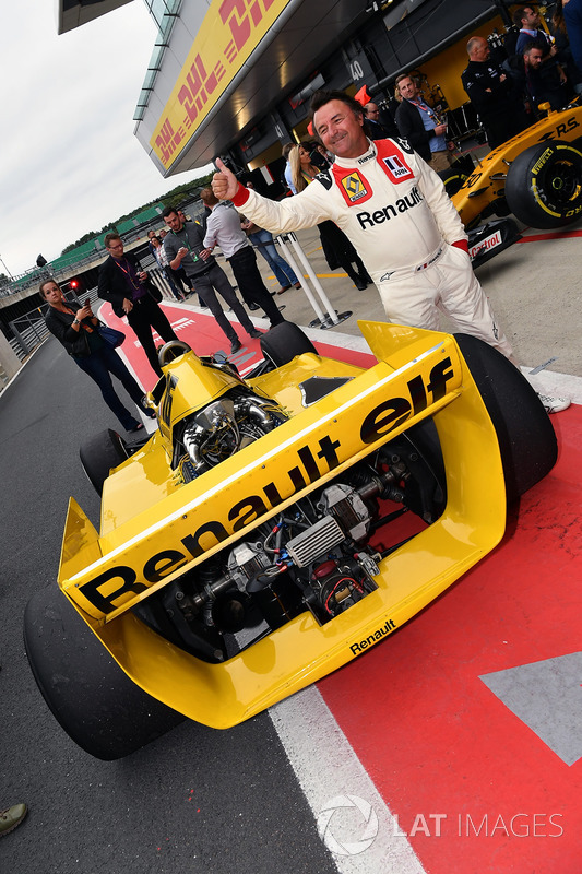 Рене Арну, Renault RS01