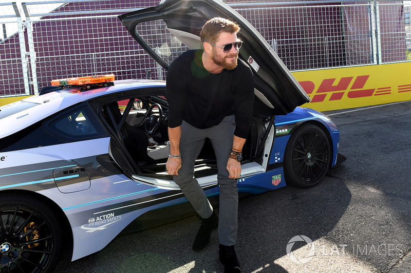 Chris Hemsworth, Schauspieler