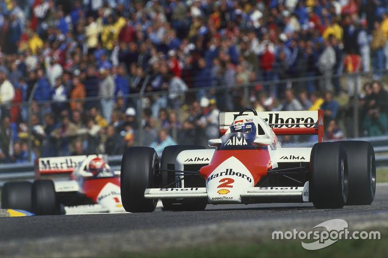 #58: McLaren MP4/2B (1985)