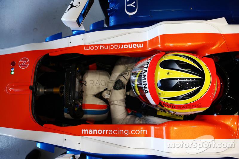 RIo Haryanto, Albert Park, GP Australia 2016.