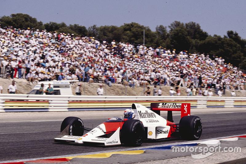 1989: McLaren MP4/5 Honda