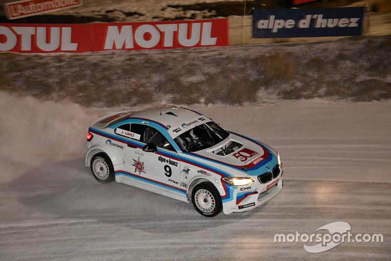 Joël Lopez, CMR BMW M2