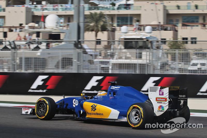 22. Marcus Ericsson, Sauber F1 Team C35