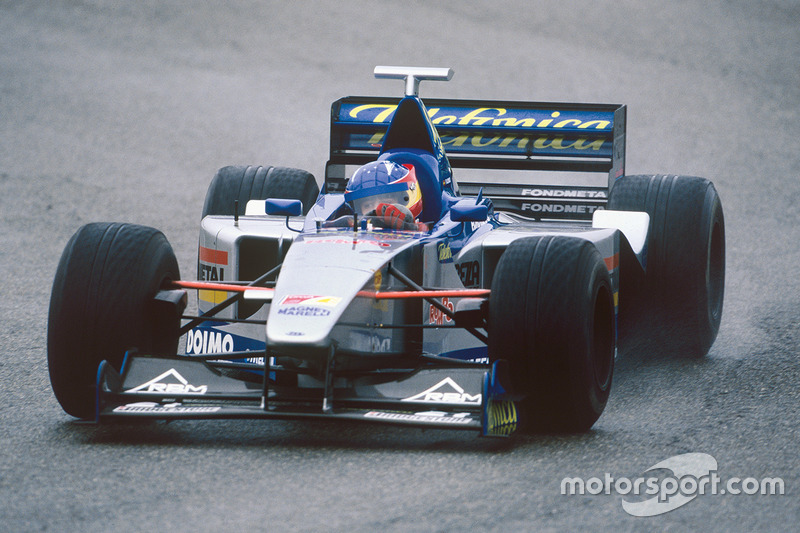 Diciembre 1999: Fernando Alonso