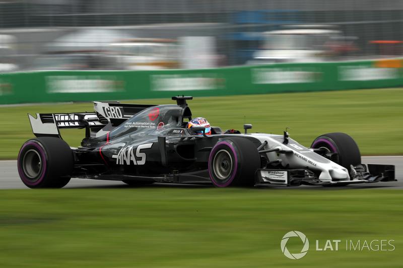 Houve até uma troca de cores: a partir do GP de Mônaco, a equipe passou a usar uma pintura mais voltada ao cinza em seus carros.