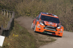 Simone Campedelli, Pietro Elia Ometto, Ford Fiesta R5, Orange1 Racing